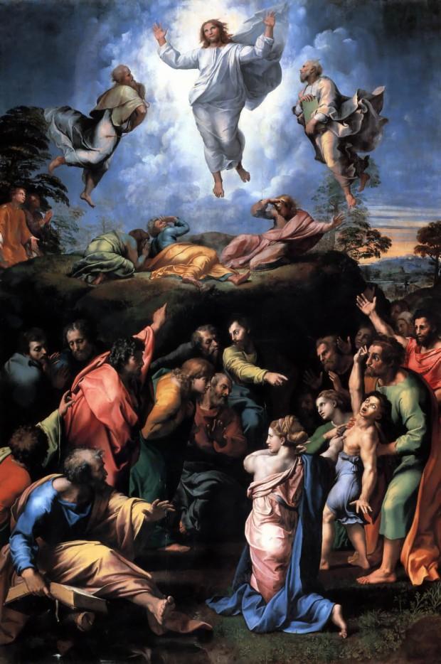 Transfiguration_Raphael