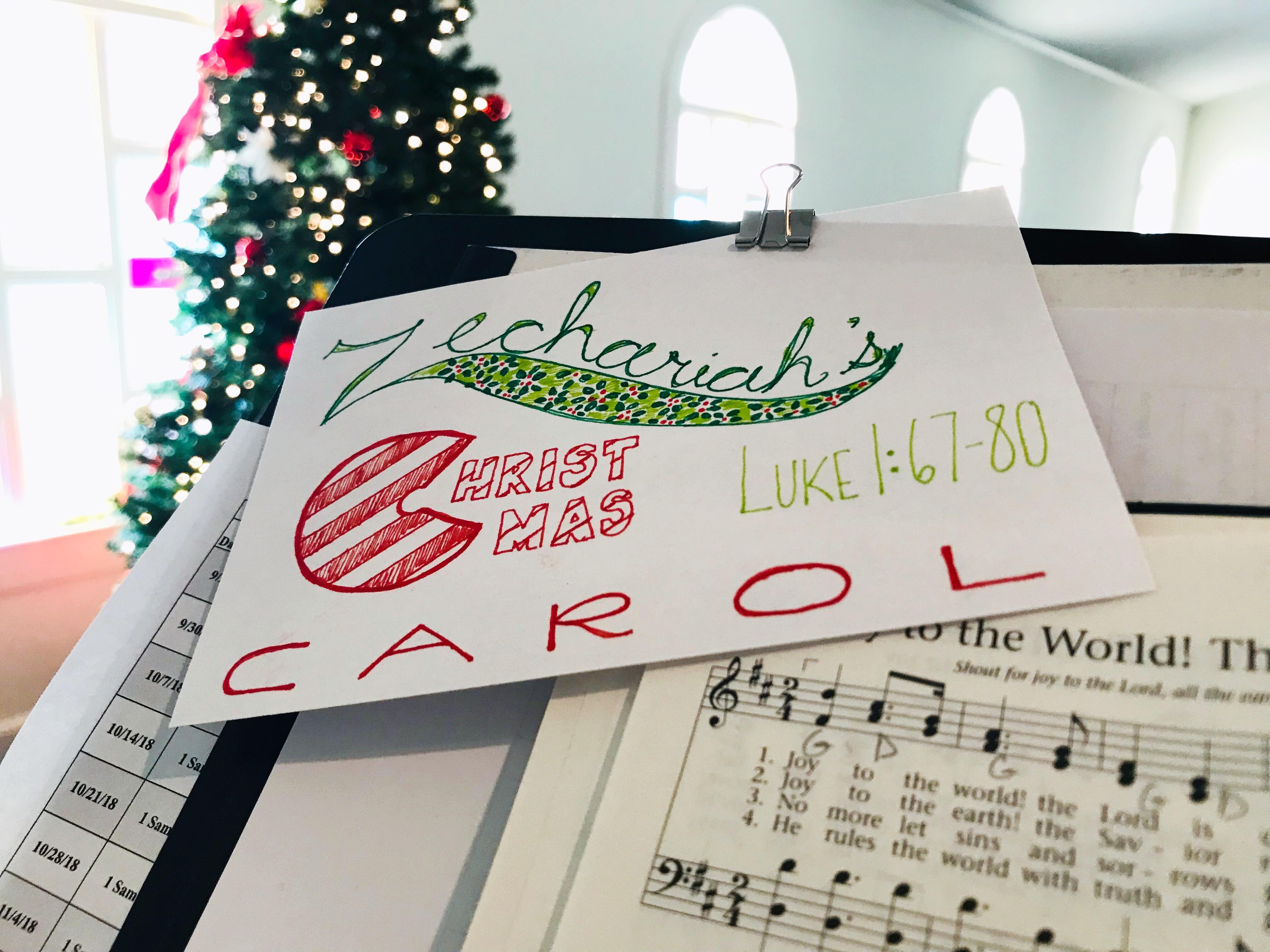 """Luke 1:70-71 """"Unexpected Joy""""   Sermon Audio College Street Baptist"""
